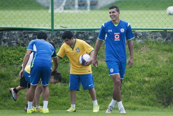 """Los celestes decidieron traer al seleccionado Francisco """"Maza"""" Rodríguez..."""