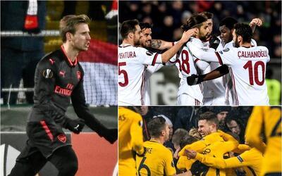 Sevilla eliminó al Shakhtar Donetsk y buscará el tricampeonato de la Eur...
