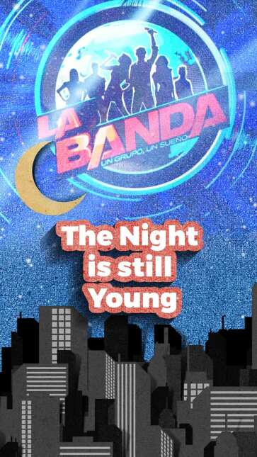 Univision Conecta coolest images on show 2  55-Full-The-Night-is-still-Y...
