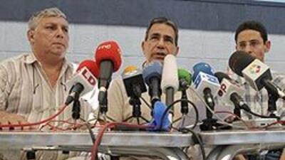 Ex presos cubanos se sienten engañados por el Gobierno español 82d82a004...