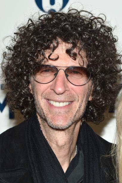 Howard Stern se lleva el envidiado segundo lugar de esta lista con 95 mi...