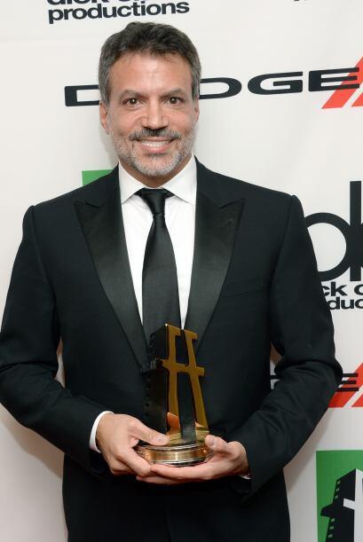 """Michael de Luca, ganador de mejor productor por """"Captain Phillips"""".Mira..."""