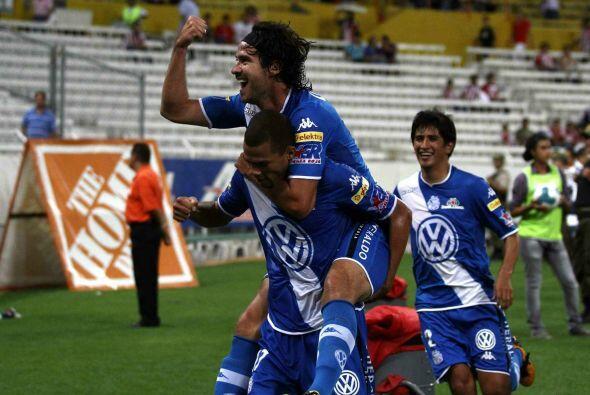 Un año atrás el Puebla de Sergio Bueno sorprendía a todos con su buen fú...