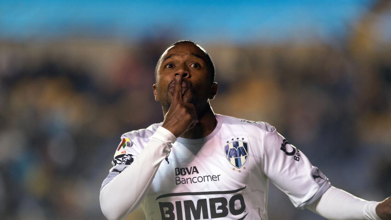 Dorlan Pabón le dio el triunfo a Monterrey