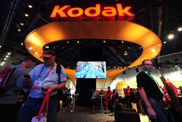 """KODAK """" También a principios de enero, Kodak, la icónica empresa del sec..."""