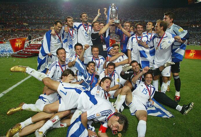 Los campeones inesperados en el fútbol