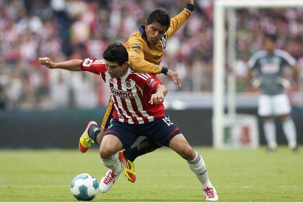 El domingo 29 de enero, en la fecha 4 del Clausura 2012, empataron, aunq...