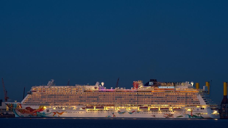 Crucero de la compañía Norwegian