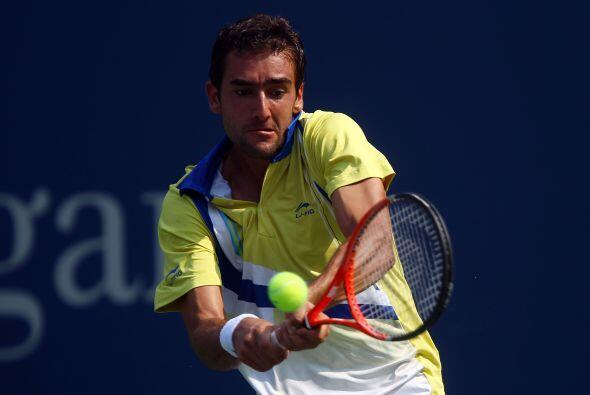 El rival de Roger fue Marin Cilic.