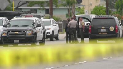 Redada contra pandilleros causó pánico entre los vecinos de un barrio de California