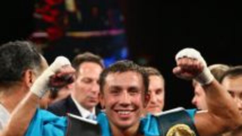 Golovkin peleador del mes por la AMB.