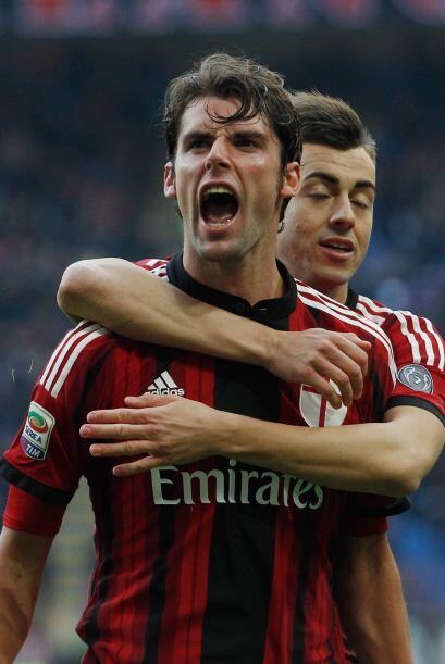 12. AC Milan (Italia) 249.7 millones de euros en ingresos durante la tem...