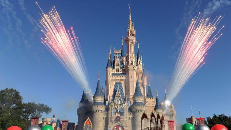 """Disney celebró este jueves el 50 aniversario de la histórica atracción """"..."""