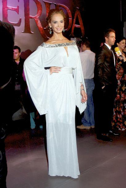 Lupita Jones debutará en las telenovelas con esta producción.