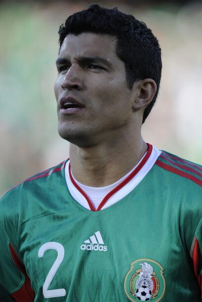 Como central tenemos al mexicano Francisco Javier Rodríguez, quien con e...