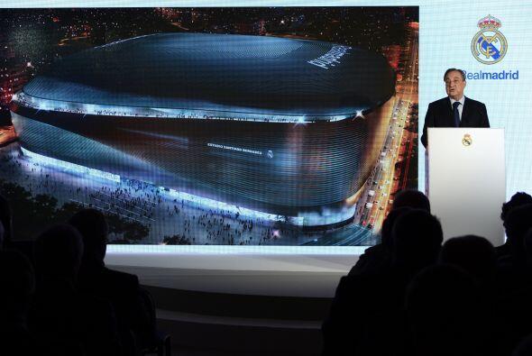 """""""Todo lo que hoy es el Real Madrid no sería comprensible sin este estadi..."""