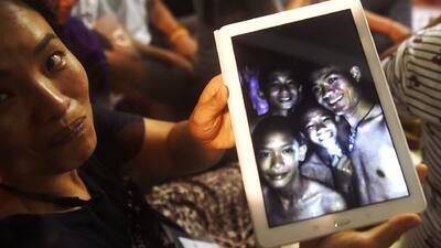 Las consecuencias físicas y psicológicas que podrían sufrir los niños rescatados de la cueva en Tailandia