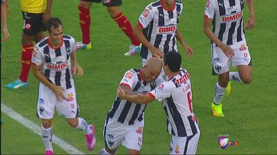 Monterrey 3-1 U. de G.: Los Rayados le dieron 'bienvenida' a Leones Negr...