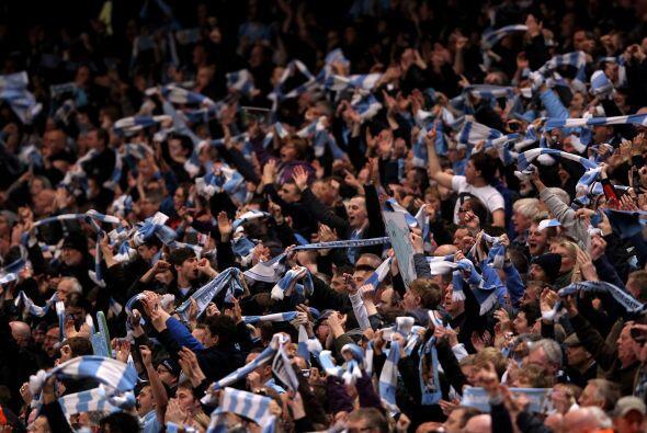 El 'derby' que causaba la expectación en la Liga Premier inglesa...