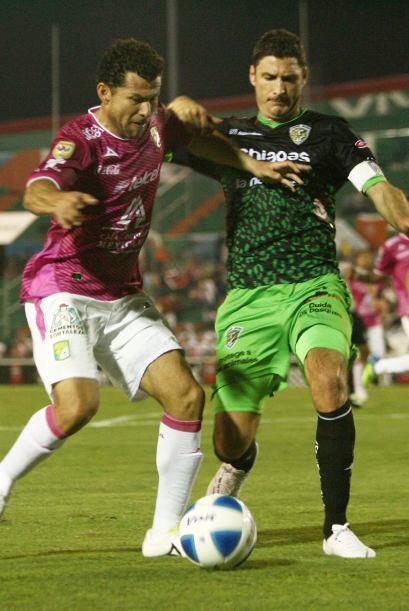 Anotó el segundo gol del partido ante Jaguares al minuto 18, tiró una ve...