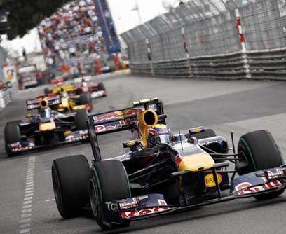 """GP de M""""NACO, 16 de mayoIgual que en el Gran Premio de España una semana..."""