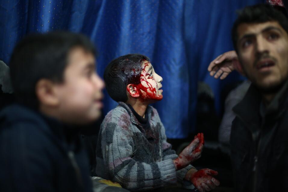 Los 10 países más violentos del mundo según la Armed Conflict Survey del...
