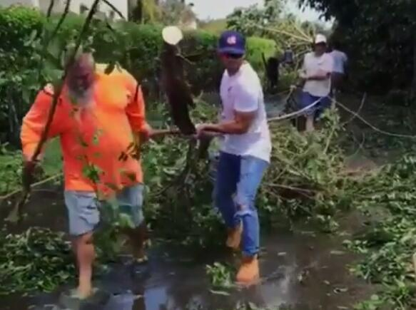 Famosos sin hogar tras desastres naturales