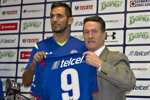 Lo malo para Cruz Azul es que Roque ya se lesionó en la Jornada 2...