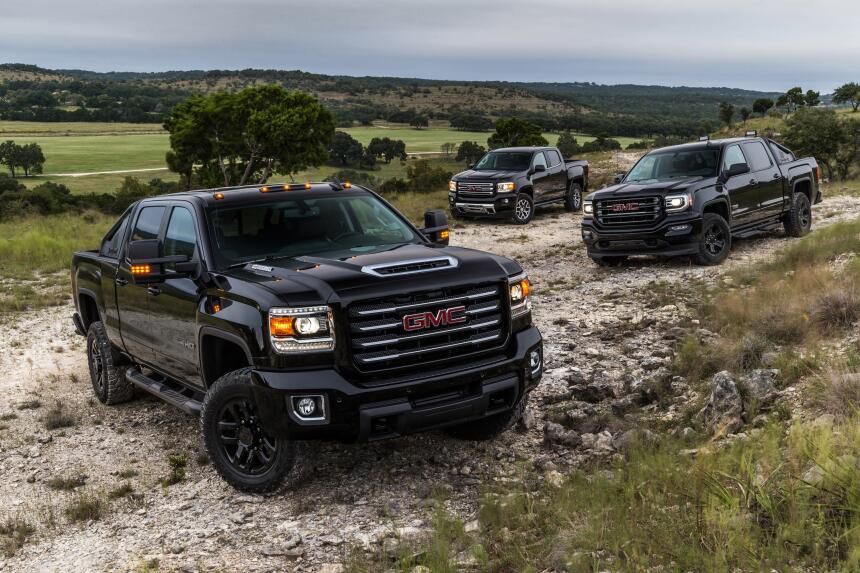 GMC Sierra HD All Terrain X 2017