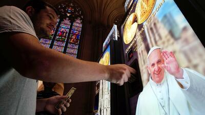 El miedo por un ataque en contra del Papa, alejará a sus fieles