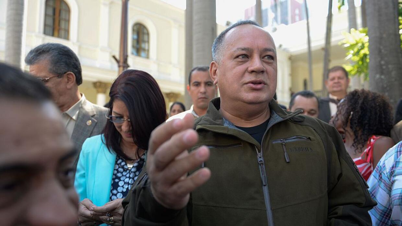 Diosdado Cabello, diputado venezolano