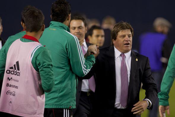 25.- Ante Finlandia, en partido amistoso, se notó la mano de Herrera en...