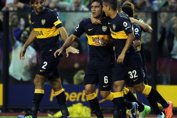 El Boca Juniors es un equipo que se le indigesta a los clubes mexicano c...