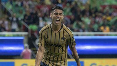 En fotos: con garra, los Pumas rompen 36 años sin victoria sobre Chivas en Guadalajara