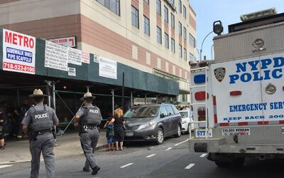 Presunto autor del tiroteo sería un exempleado del hospital Bronx Lebano...