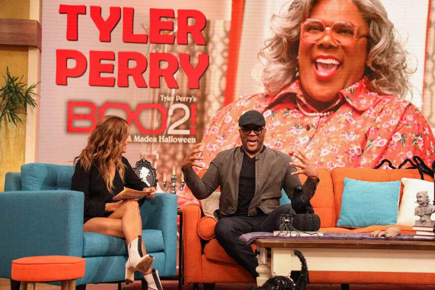 Tyler Perry en Despierta América