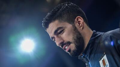 Luis Suárez no hace menos a los rivales de Uruguay en el Mundial