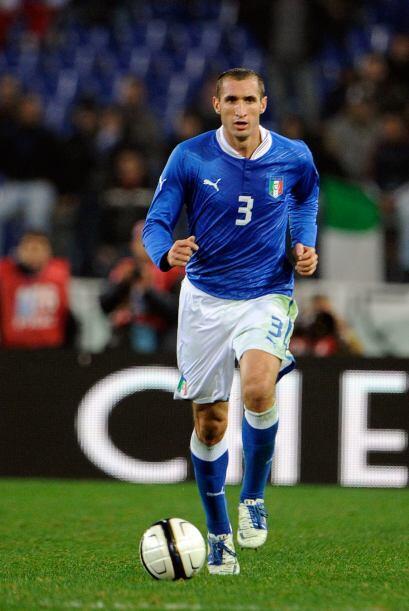 Giorgio Chiellini. Fecha de nacimiento:14 de agosto de 1984. Club: Juven...
