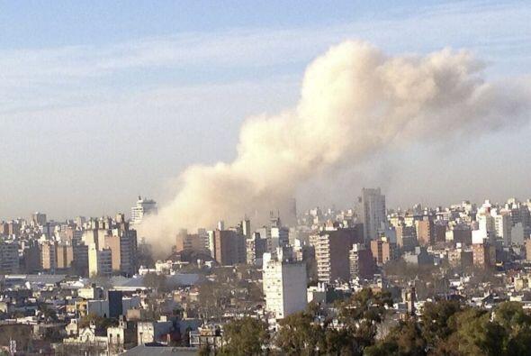 Al menos 12 personas murieron y otras 63 resultaron heridas a causa de u...
