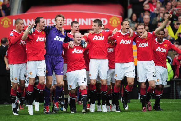 Manchester United: Aunque algunos puedan no creerlo, uno de los equipos...