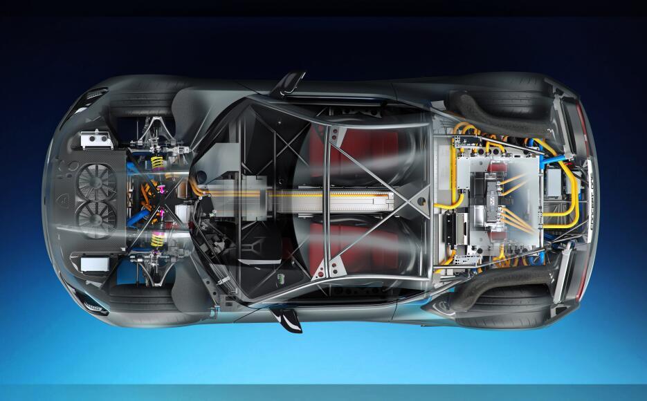 Imágenes del Rimac Concept_One, el auto eléctrico más rápido del 2016 20...