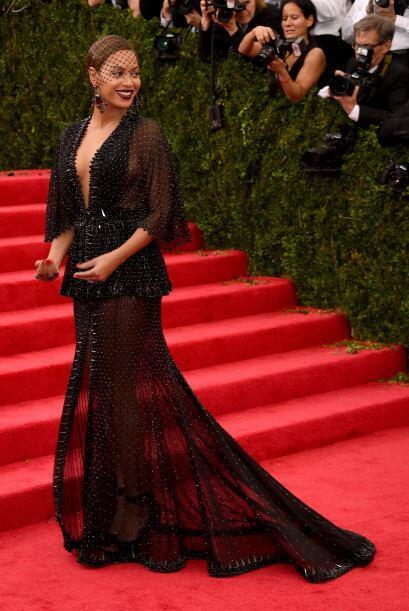 No es necesario que Beyoncé enseñe tanto para llamar la atención. La ver...