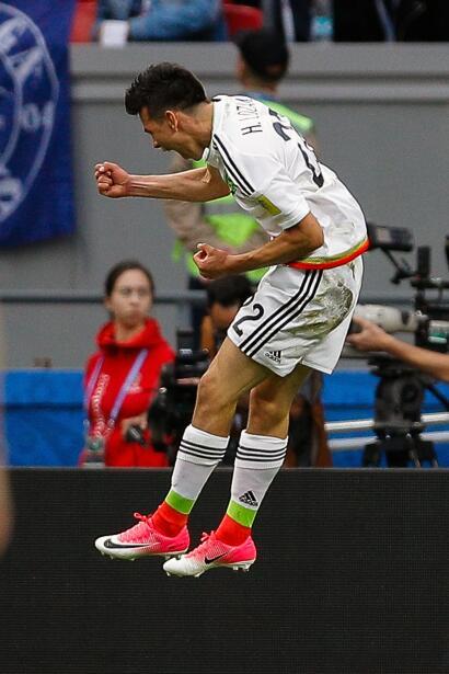 'Chucky' y Osorio protagonizaron los memes del triunfo de México sobre R...