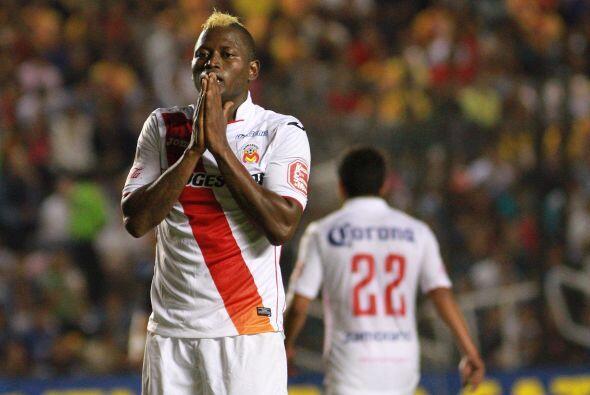 Duvier Riascos: El colombiano ha ido bajando su nivel en el fútbol mexic...