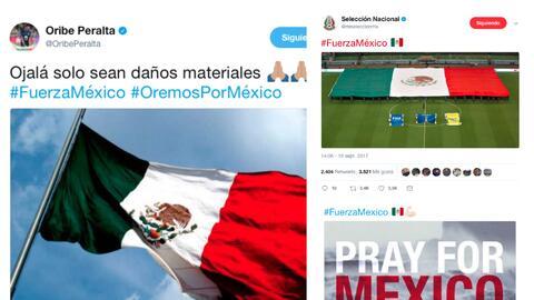 Steelers, Cowboys, Pats y Raiders donaron 250 mil dólares a México sismo...