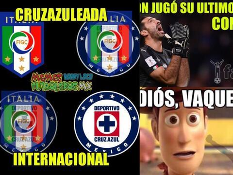 Argentina extrañó a Messi y sufrió un duro golpe ante Nigeria italia-mem...