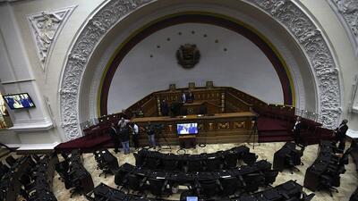 Sede de la Asamblea Nacional de Venezuela