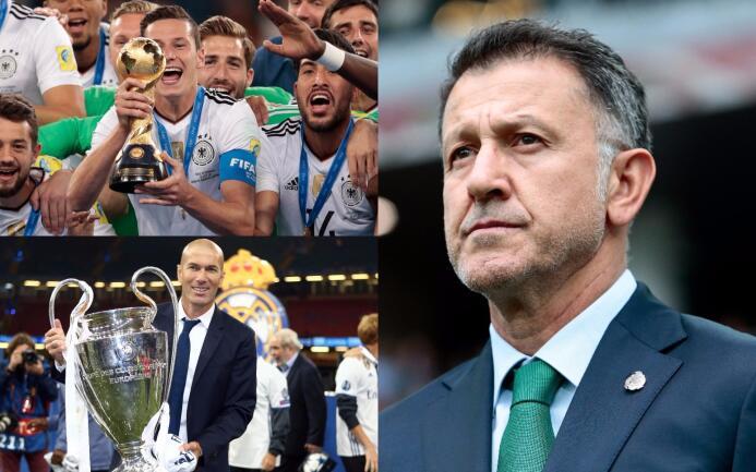 Lección para Osorio: ¿cómo han sido las rotaciones exitosas en el fútbol...