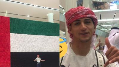 Las chivas cambian su look en Dubai y sorprenden a sus fans