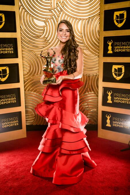 Los ganadores de los Premios Univision Deportes